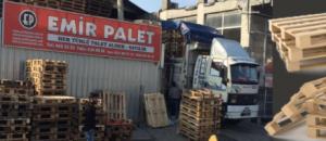Ahşap Palet Fiyatları İstanbul
